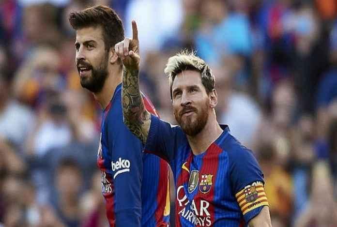 Dua Pentolan Barcelona Bicara Depan Media Jelang Final Copa del Rey