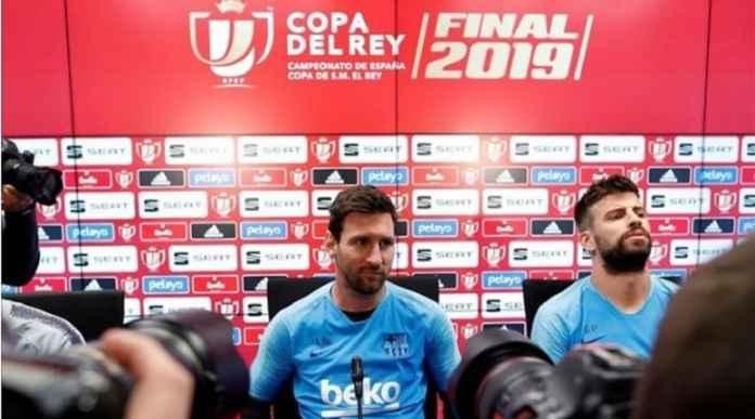 Lionel Messi yakin Ernesto Valverde Tak Patut Disalahkan Atas Kegagalan Barcelona