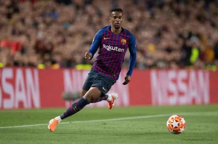 Barcelona vs Valencia, Nelson Semedo Kembali Berlatih