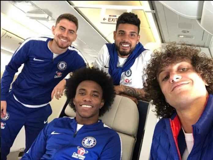 Chelsea Terbang ke Boston Dua Pekan Jelang Final Liga Europa