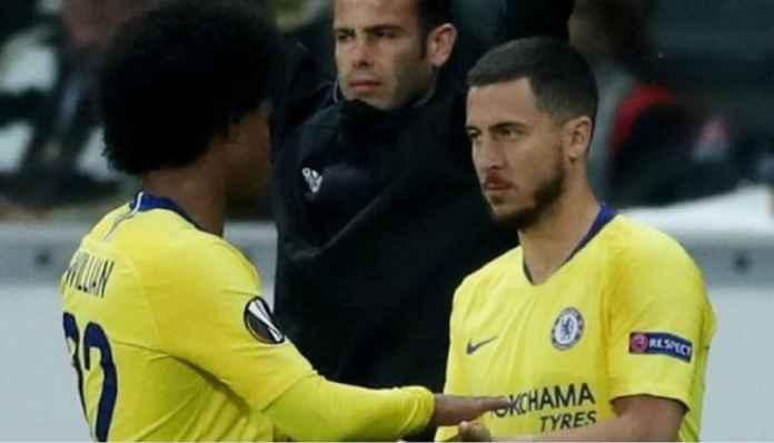 Chelsea: Wajar Saja Jika Eden Hazard Jadi Cadangan