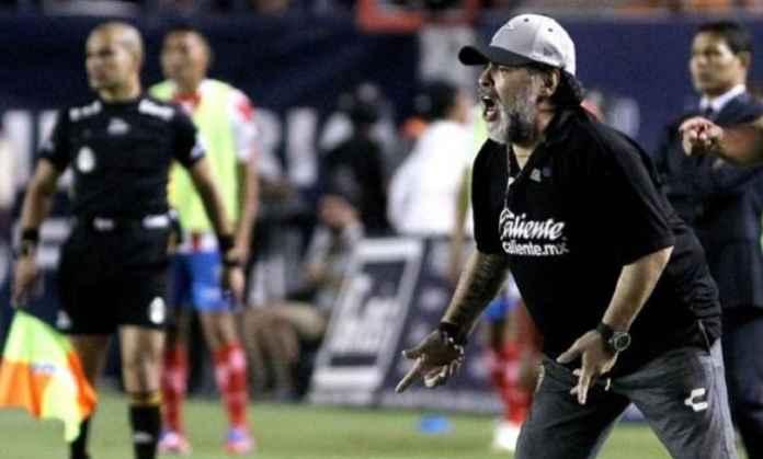 Marah Dijuluki Penipu, Maradona Tolak Film Barunya