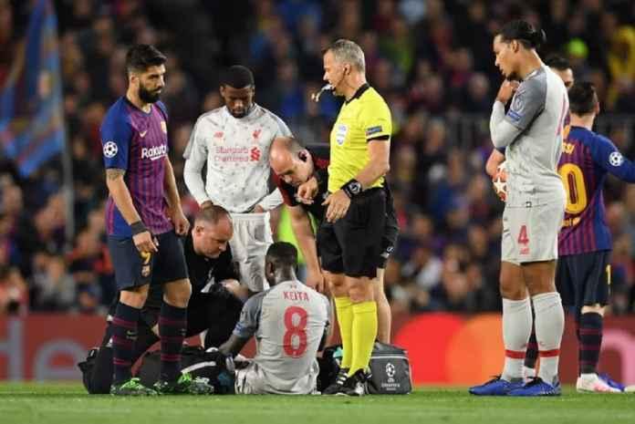 Tim Medis Liverpool Diklaim Bohong Soal Cedera Naby Keita