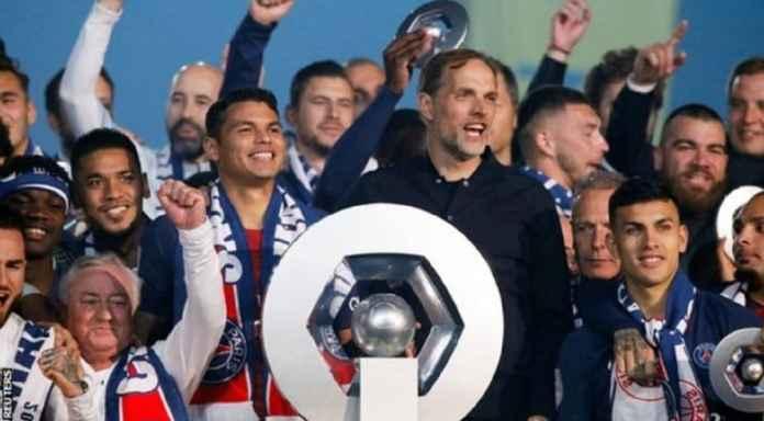 PSG Perpanjang Kontrak Pelatih Thomas Tuchel