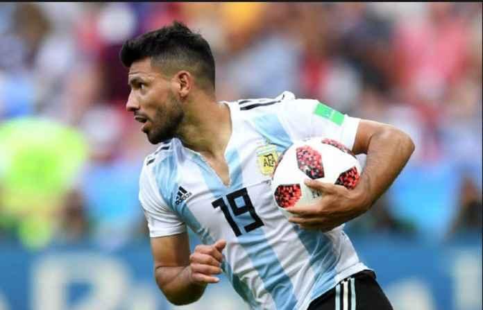 Sergio Aguero Perkuat Timnas Argentina di Copa America
