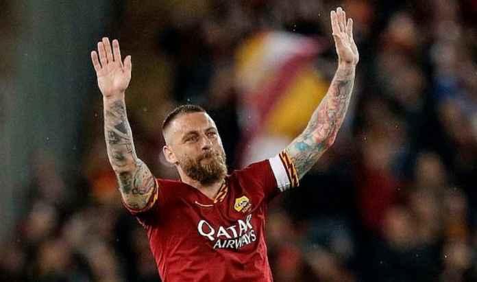 AS Roma Tak Perpanjang Kontrak, Daniele de Rossi Gabung Boca Juniors