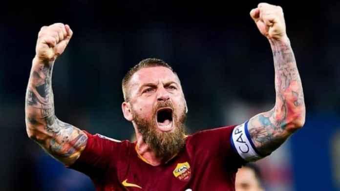 Daniele de Rossi Tinggalkan Roma Akhir Musim Ini