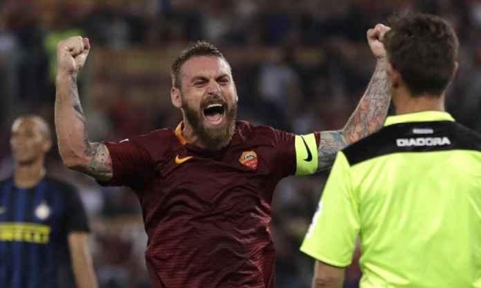 Daniele De Rossi Hengkang, Penggemar AS Roma Unjuk Rasa