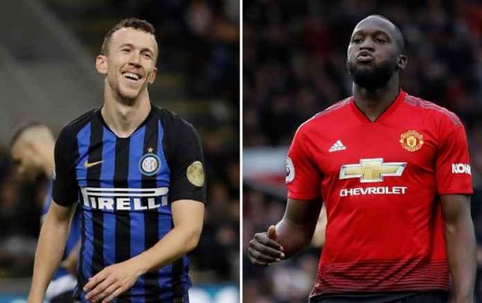 Inter Milan Ingin Tukar Ivan Perisic dengan Romelu Lukaku