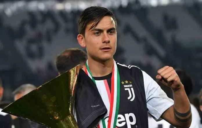 Paulo Dybala Ingin Bertahan di Juventus