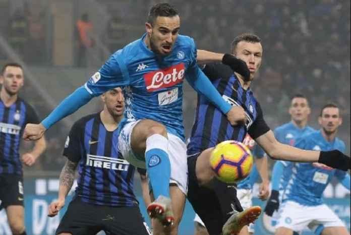 Prediksi Skor Napoli vs Inter Milan di Liga Italia 20 Mei 2019