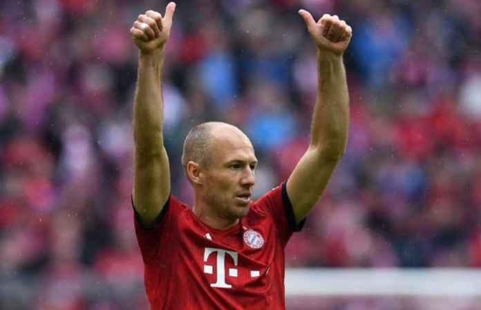 Arjen Robben Bingung Setelah Tinggalkan Bayern Munchen