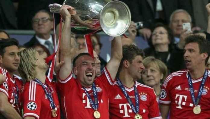 Bayern Munchen Ditinggal Franck Ribery Akhir Musim Ini