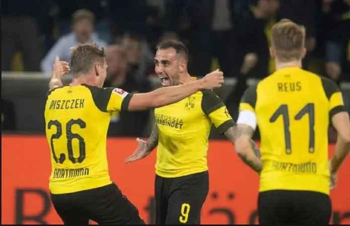 Eks Barcelona Terus Bukukan Rekor di Borussia Dortmund