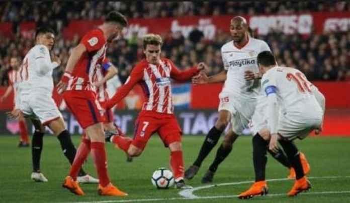 Prediksi Atletico Madrid vs Sevilla, Liga Spanyol 12 Mei 2019