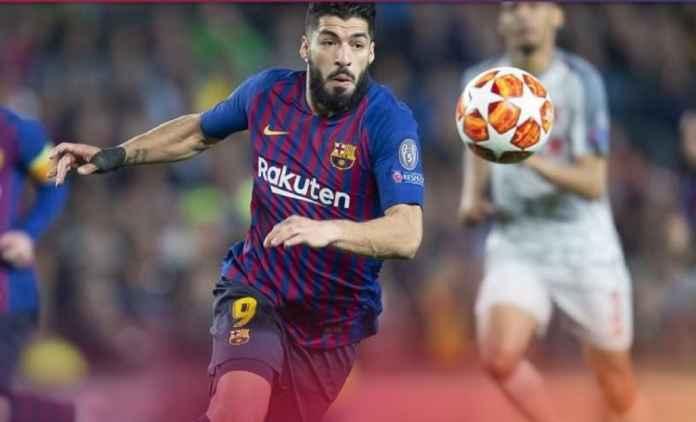 Absen Enam Pekan, Barcelona Tanpa Luis Suarez di Final Copa del Rey