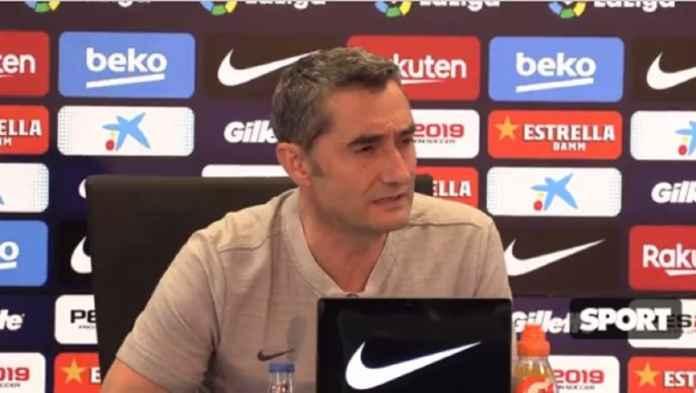 Ernesto Valverde Tetap di Barcelona Musim Depan