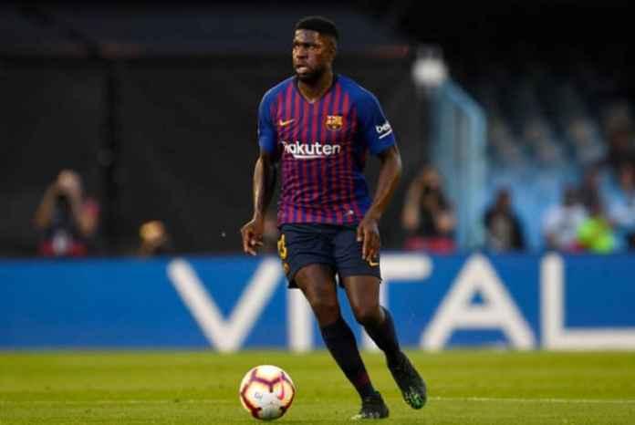Samuel Umtiti Jadi Starter Saat Barcelona Tandang ke Eibar