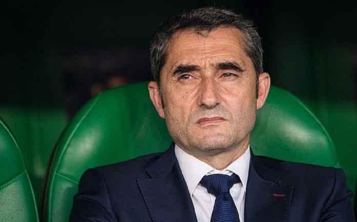 Barcelona Dukung Penuh Ernesto Valverde