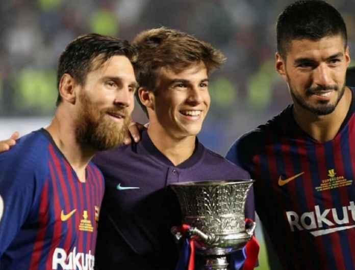 Pemain Barcelona Ingin Tetap di Camp Nou 15 Tahun Lagi
