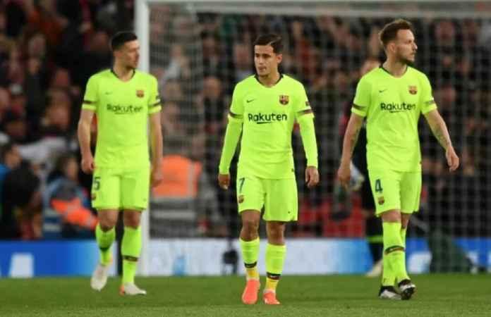Barcelona Jual Philippe Coutinho Akhir Musim Ini