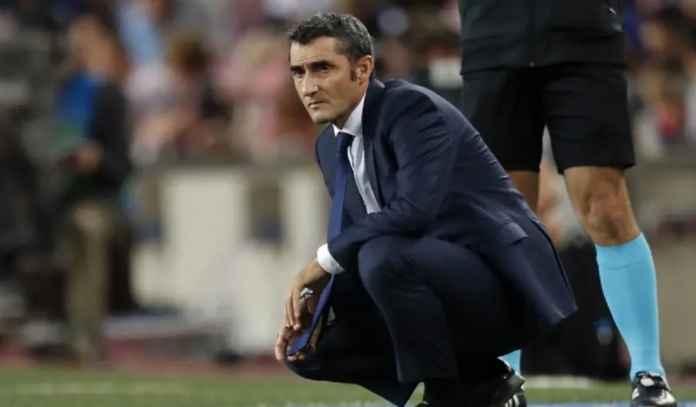 Barcelona Siapkan Tiga Pengganti Ernesto Valverde