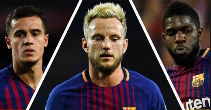 Barcelona Lepas 10 Pemain Usai Tersingkir di Liga Champions