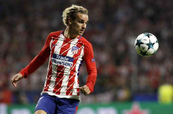 Atletico Madrid Berharap Barcelona Boyong Griezmann