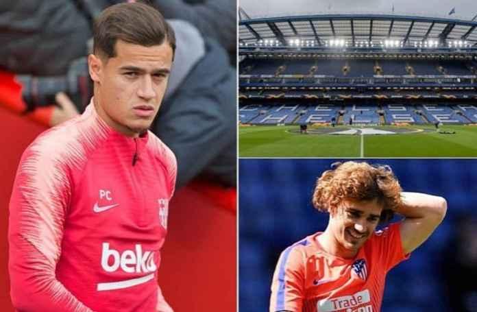 Barcelona Mungkin Lepas Philippe Coutinho ke Chelsea