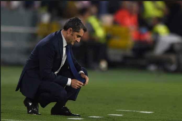 Barcelona Berpeluang Pecat Ernesto Valverde, Selasa (28/5) Ini