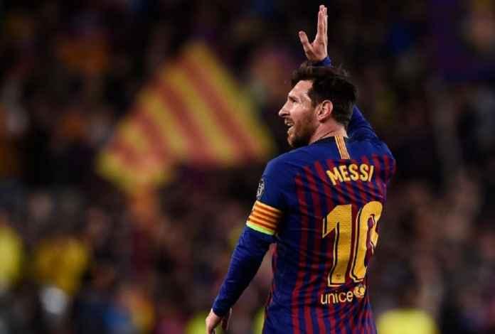 Lionel Messi Selangkah Lagi Raih Ballon d'Or Ke-6
