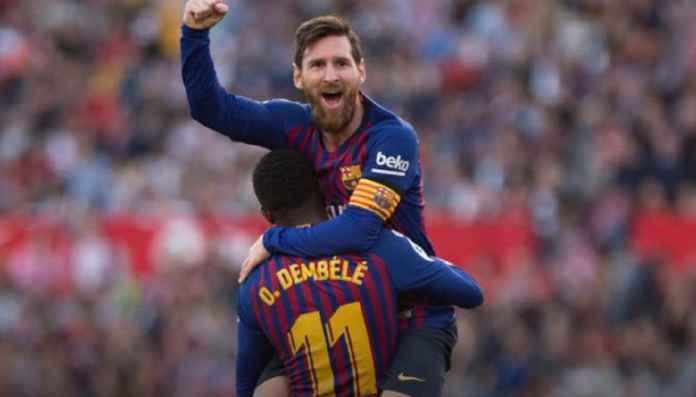 Lionel Messi Samai Rekor Berusia 64 Tahun Milik Telmo Zarra