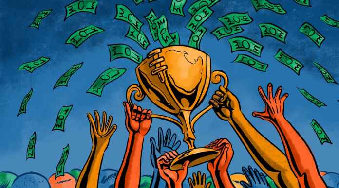Lima Liga Top Eropa Hasilkan Rekor Pendapatan