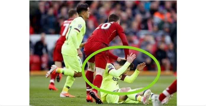 Liverpool Harusnya Kena Kartu Merah Menit Kedua, Hasilnya Bisa Beda