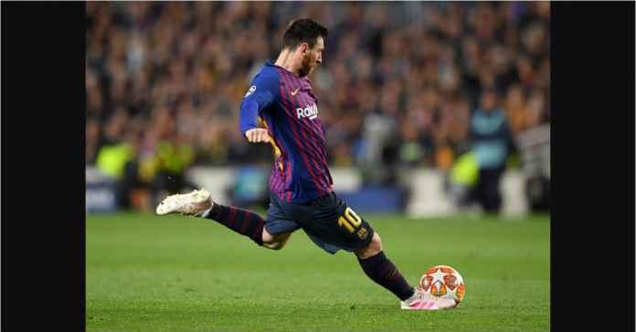 Usai Golnya Tadi Malam, Messi Kenang 1 Mei Sebagai Tanggal Penting