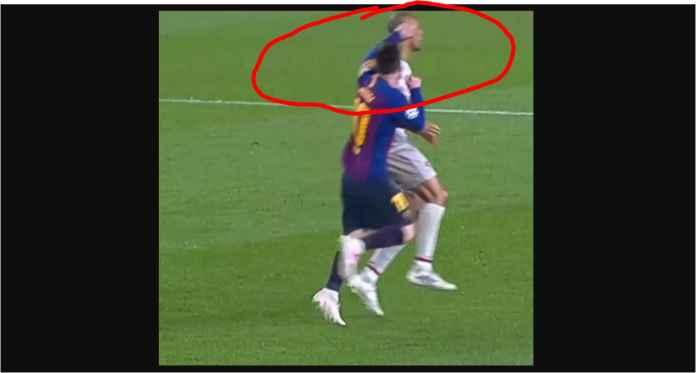 Fans Liverpool Minta UEFA Skorsing Lionel Messi Untuk Leg Kedua