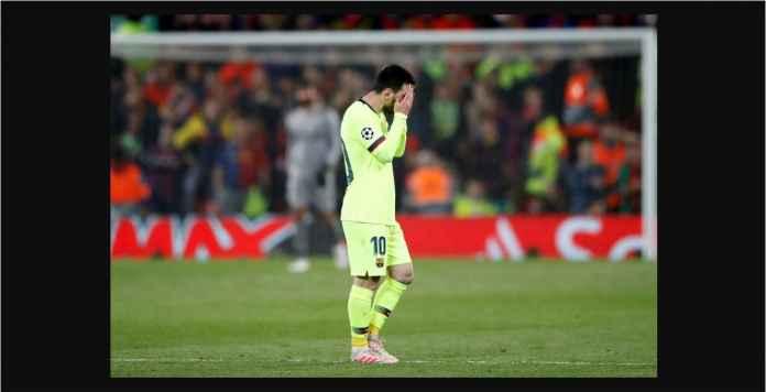 Lionel Messi Sudah Prediksi Kekalahan Barcelona 4-0 Tadi Malam