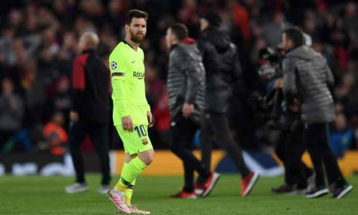 Lionel Messi, Liverpool vs Barcelona