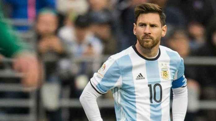 Lionel Messi, Timnas Argentina