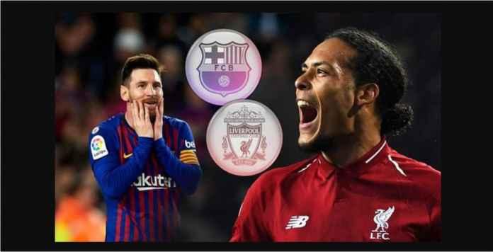 Jelang Barcelona vs Liverpool, Van Dijk Tak Takuti Lionel Messi