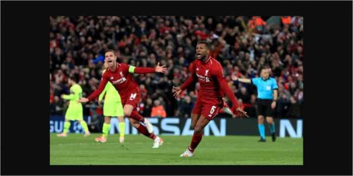 Hasil Liverpool vs Barcelona 4-0 Agregat 4-3, Messi Tersisih!