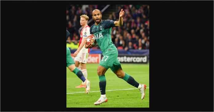 Ajax Amsterdam vs Tottenham Mendebarkan Usai Dua Gol Lucas Moura