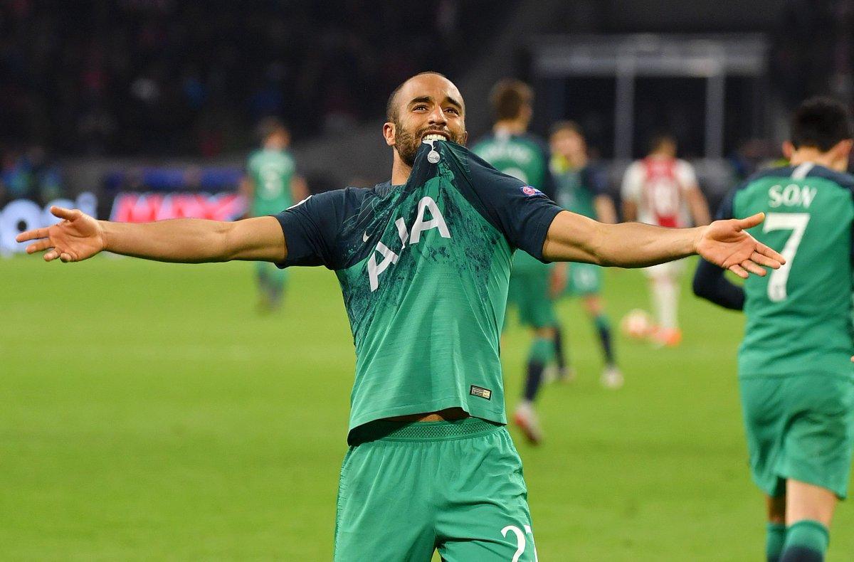 Lucas Moura, Tottenham Hotspur