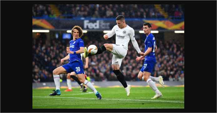 Chelsea vs Eintracht Frankfurt di Ambang Extra Time dan Adu Penalti