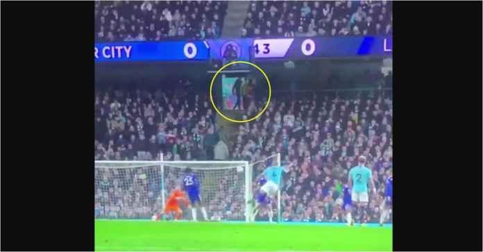 Perkenalkan Suporter Manchester City Paling Sial Tadi Malam
