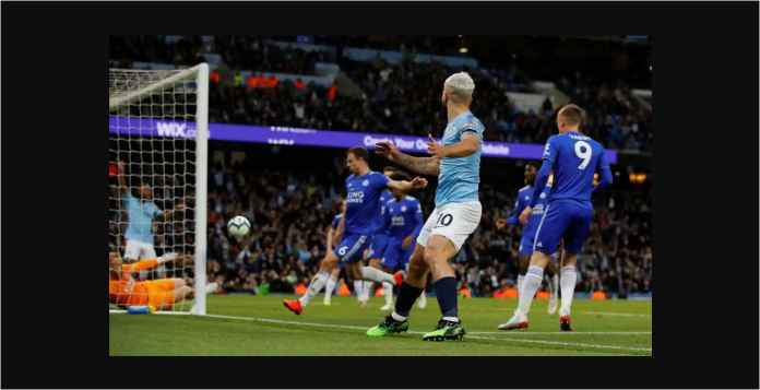 Hasil Manchester City vs Leicester City 1-0, Skyblues di Ambang Juara!