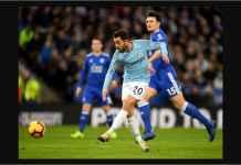 Manchester City vs Leicester City, Lawan Sepadan Sang Juara Bertahan