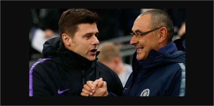Maurizio Juara Liga Europa, Besok Mauricio Juara Liga Champions?