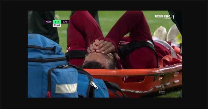 Mo Salah Tergeletak, Barcelona Bersorak