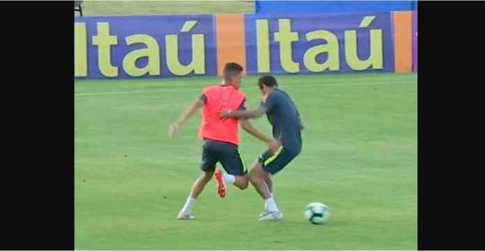 Viral Pemain 19 Tahun Kolongin Neymar dan Dibalas Secara Kejam